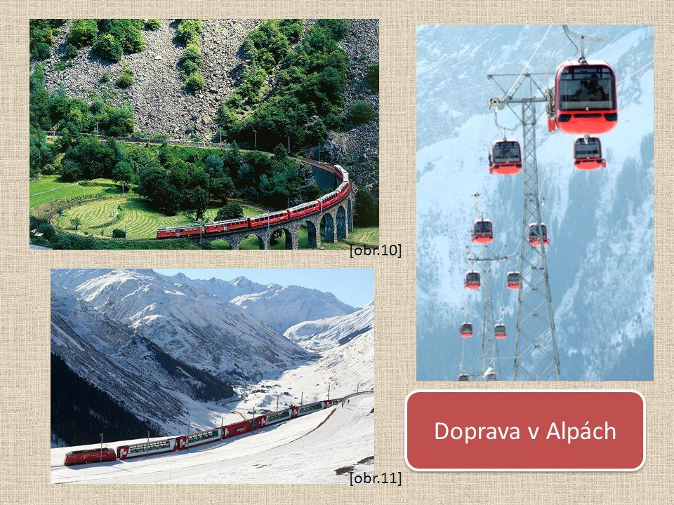 [obr.10] Doprava v Alpách [obr.11]